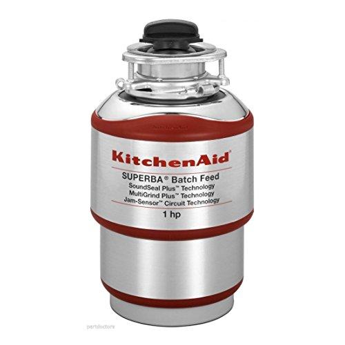 NEW-KitchenAid-1HP-Batch-Feed-Food-Waste-Disposer-Garbage-Disposal-KBDS100T-0-0