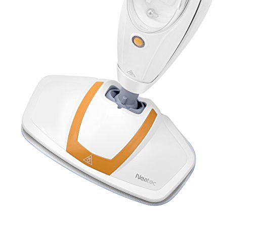 Neatec-Steam-Mop-USM12O-Multifunction-Upright-and-Handheld-Steam-Cleaner-Orange-White-0-1
