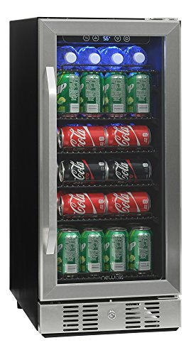NewAir-ABR-960-Compact-96-Can-Built-In-Beverage-Cooler-BlackStainless-Steel-0