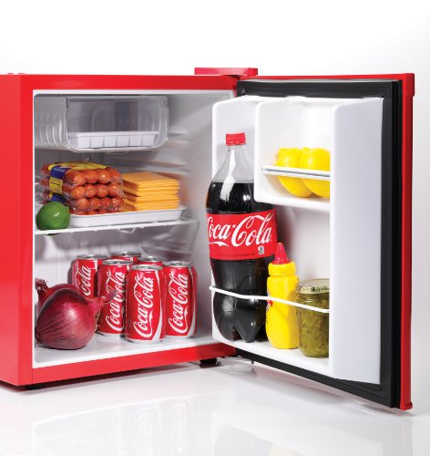 Nostalgia-CRF170COKE-Coca-Cola-17-Cubic-Foot-Refrigerator-with-Freezer-Compartment-0-0
