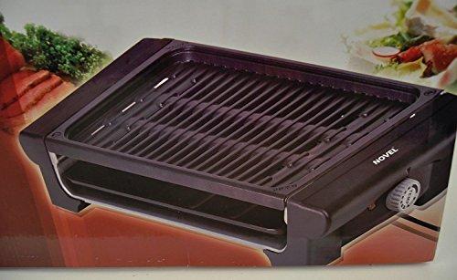 Novel-Electric-Korean-BBQ-Grill-Griddle-EMI-0-0