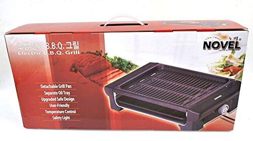 Novel-Electric-Korean-BBQ-Grill-Griddle-EMI-0