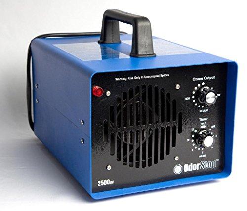 OdorStop-2500UV-Professional-Ozone-Generator-w-2-ozone-Plates-UV-Feature-0