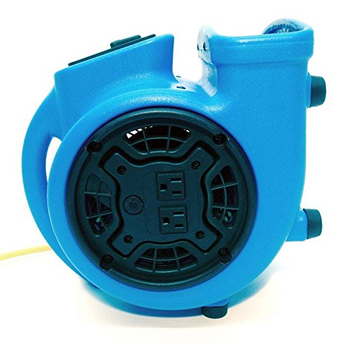 OdorStop-OS1000-Professional-Grade-1000-CFM-Compact-Air-Mover-w-GFCI-Outlet-0-2