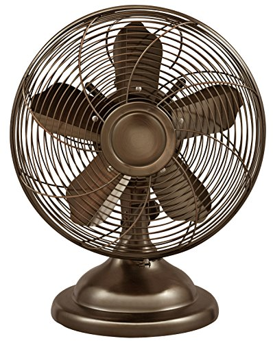 Optimus-F-6212-Oscillating-Antique-Table-Fan-12-Inch-Antique-Silver-0