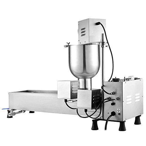 OrangeA-Automatic-Donut-Maker-3-Sets-Mold-Donut-Making-Machine-6L-Commercial-Donut-Maker-3KW-Wider-Oil-Tank-4-10cm-Donut-Maker-0
