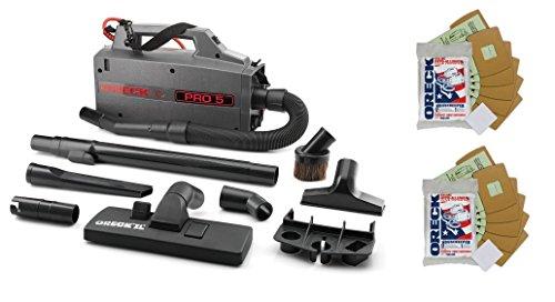 Oreck-Commercial-BB900DGR-XL-With-Bonus-24-Bags-Bundle-0