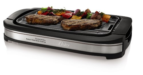 Oster-DuraCeramic-Griddle-with-Warming-Tray-0-0