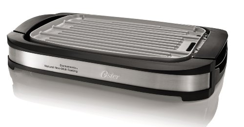 Oster-DuraCeramic-Griddle-with-Warming-Tray-0