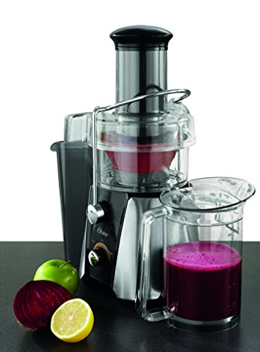 Oster-JusSimple-5-Speed-Easy-Clean-Juice-Extractor-with-Extra-Wide-Feed-Chute-FPSTJE9020-000-1000W-BlackSilver-0