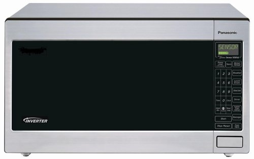 Panasonic Nn T945sf 2 2 Cubic Foot 1250 Watt Microwave