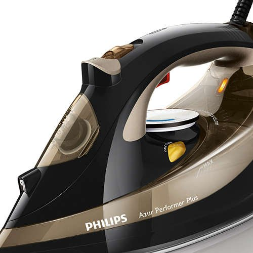 Philips-Azur-Performer-Plus-Steam-iron-GC4527-Steam-Steam-boost-T-ionicGlide-soleplate-Safety-Auto-off-Anti-calc-1100-Watts-0-0