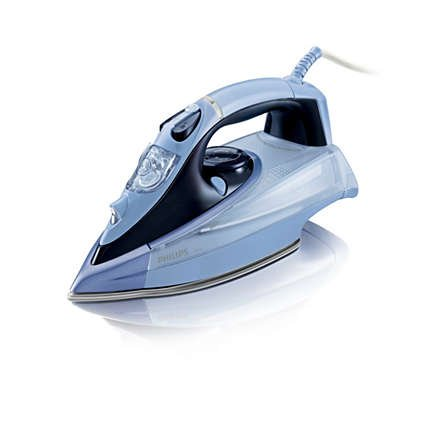 Philips-Azur-Steam-iron-GC486502-100V120V-Steam-45gmin200g-steam-boost-SteamGlide-soleplate-Safety-Auto-Off-2400-Watts-with-SteamGlide-soleplate-and-Safety-auto-off-GC4865-0