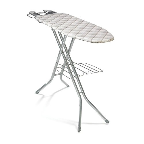Polder-Deluxe-Ironing-Board-48-x-15-Tan-0-0