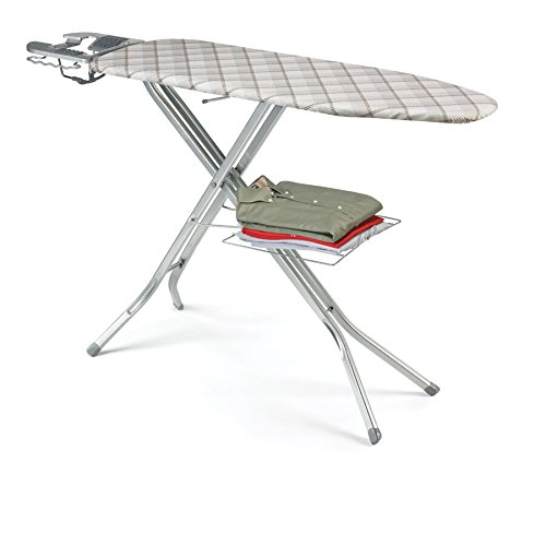 Polder-Deluxe-Ironing-Board-48-x-15-Tan-0-1