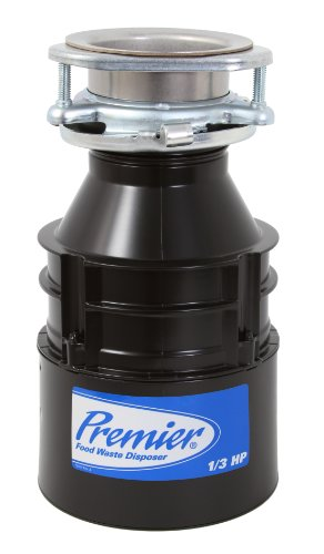 Premier-143053-13-Horsepower-Food-Waste-Disposer-0