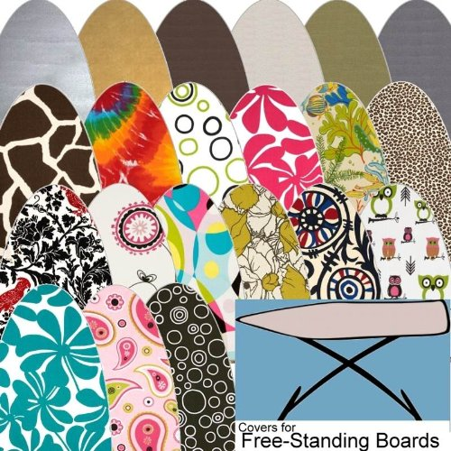 Premium-CUSTOM-Ironing-Board-Cover-for-unique-sizeshape-Free-Standing-Boards-ClarUSA-0