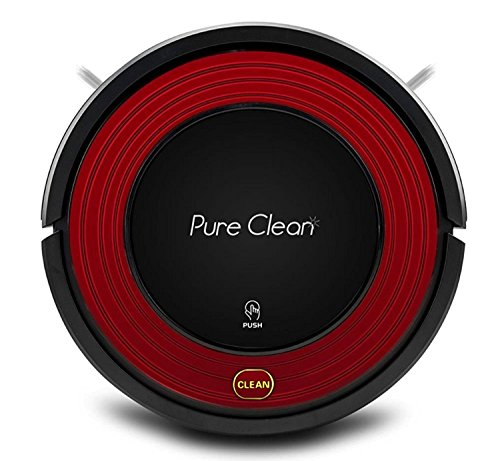 Pureclean Robot Vacuum Cleaner With Programmable Self