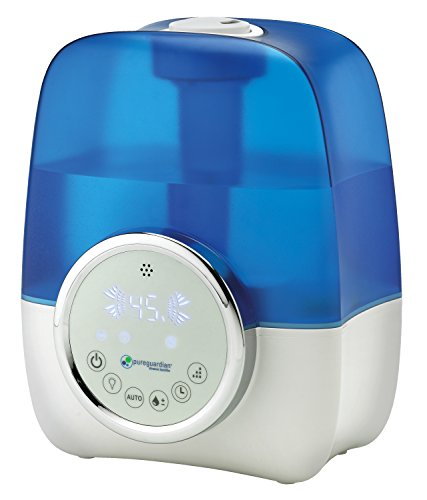 PureGuardian-135L-Output-per-Day-Ultrasonic-Cool-Mist-Humidifier-Single-Room-Desk-Office-Bedroom-Baby-Portable-Auto-Humidistat-Timer-Night-Light-Auto-Shut-Off-Pure-Guardian-H1250-0-0