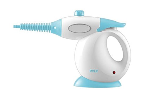 Pyle-PSTMH10-Pure-Clean-Handheld-Steamer-Birdie-Multipurpose-Cleaner-for-Steam-Sanitizing-Deodorizing-and-Disinfecting-0