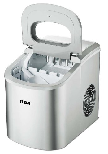 RCA-RIC102-Silver-Compact-Ice-Maker-Silver-0-0