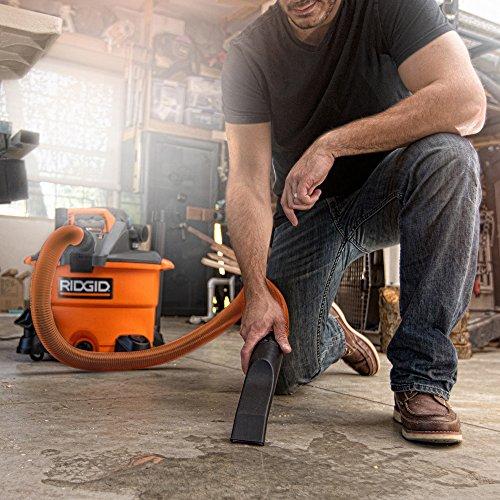 RIDGID-Wet-Dry-Vacuums-VAC1200-Heavy-Duty-Wet-Dry-Vacuum-Cleaner-and-Blower-Vac-12-Gallon-50-Peak-Horsepower-Detachable-Leaf-Blower-Vacuum-Cleaner-with-Pro-Grade-Hose-0-1