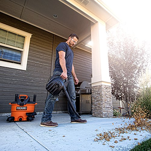 RIDGID-Wet-Dry-Vacuums-VAC1200-Heavy-Duty-Wet-Dry-Vacuum-Cleaner-and-Blower-Vac-12-Gallon-50-Peak-Horsepower-Detachable-Leaf-Blower-Vacuum-Cleaner-with-Pro-Grade-Hose-0-2