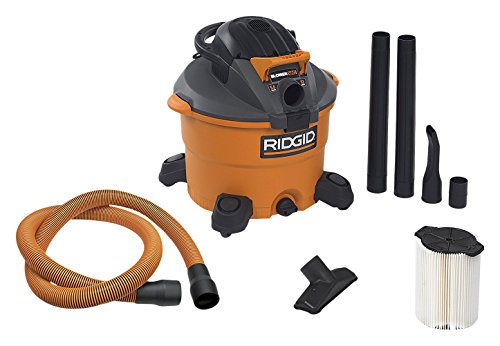 RIDGID-Wet-Dry-Vacuums-VAC1200-Heavy-Duty-Wet-Dry-Vacuum-Cleaner-and-Blower-Vac-12-Gallon-50-Peak-Horsepower-Detachable-Leaf-Blower-Vacuum-Cleaner-with-Pro-Grade-Hose-0