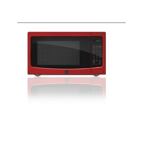 Red-Microwave-Oven-Kenmore-11-cu-ft-Countertop-Ovens-0