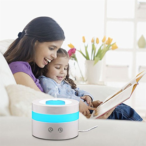 Redhoney-Beauty-Aromatherapy-Essential-Oil-Diffuser-Cool-Mist-Ultrasonic-Humidifier4-Timer-SettingsWaterless-Auto-off-for-Large-roomSpaBaby-RoomBedroom-0-0