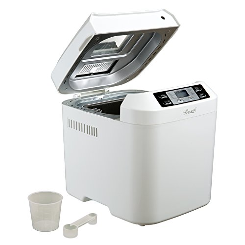 Rosewill-RHBM-15001-2-Pound-Programmable-Rapid-Bake-Bread-Maker-with-Automatic-Fruit-and-Nut-Dispenser-Gluten-Free-Menu-Setting-0-2