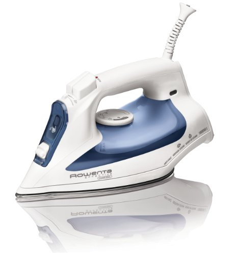 Rowenta-DW2090-Effective-Comfort-1500-Watt-Cord-Reel-Steam-Iron-Stainless-Steel-Soleplate-with-Auto-Off-300-Hole-Gray-0