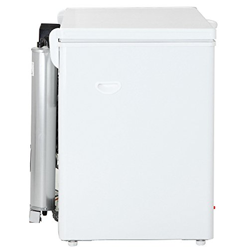SMETA-110V-LPG-Propane-Gas-Absorption-Gas-Chest-Freezer-71-Cu-FtWhite-0
