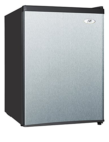 SPT-RF-244SS-Compact-Refrigerator-Stainless-24-Cubic-Feet-0