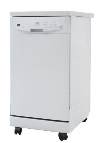 SPT-SD-9241W-Energy-Star-Portable-Dishwasher-18-Inch-White-0
