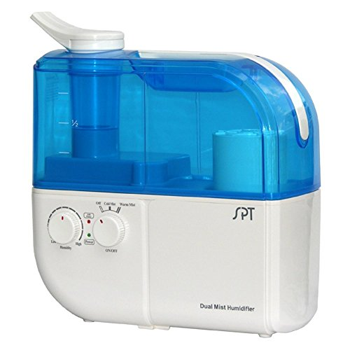 SPT-Ultrasonic-Dual-Mist-WarmCool-Humidifier-with-Ion-Exchange-Filter-0