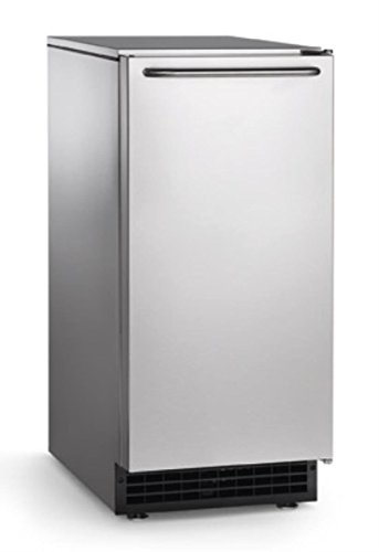 Scotsman-CU50PA-Self-Contained-Gourmet-Ice-Maker-Air-Condenser-65-lb-Production-26-lb-Storage-0