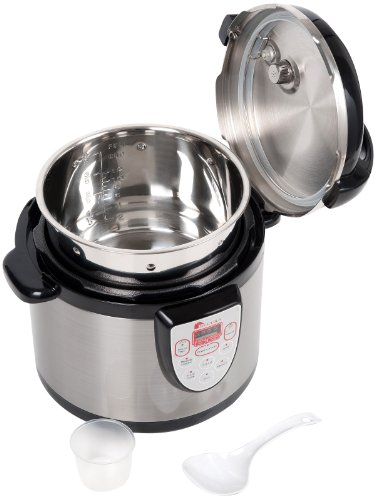 Secura-6-in-1-Programmable-Electric-Pressure-Cooker-6qt-1810-Stainless-Steel-Cooking-Pot-0-1