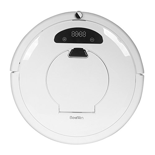 Sedwin-Robotic-Vacuum-Cleaner-for-Pets-and-Allergies-Home-Pearl-White-Remote-Control-Self-Charging-Cleaning-Devices-0