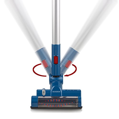 Severin-HV7158-SSPECIAL-Handheld-Lithium-Ion-Battery-Bagless-Cordless-Vacuum-Cleaner-0-2