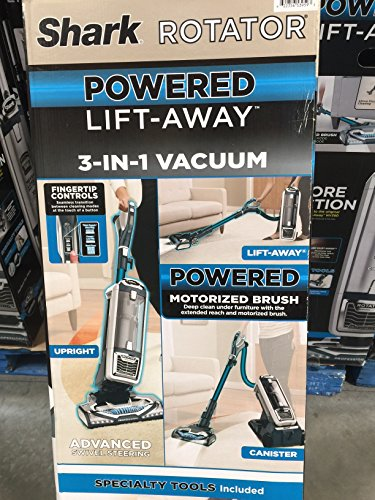 Shark-Rotator-Powered-Lift-Away-XL-Capacity-Vacuum-with-8-Attachments-0-0