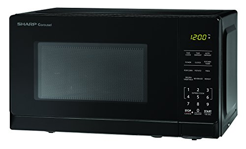 Sharp-700W-Countertop-Microwave-Oven-07-Cubic-Foot-0-0