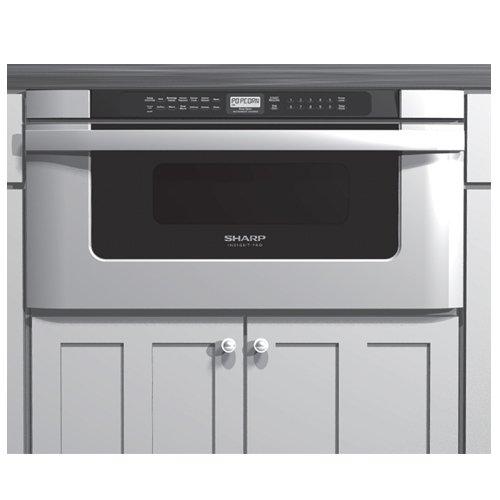 Sharp-Microwave-Drawer-Oven-0
