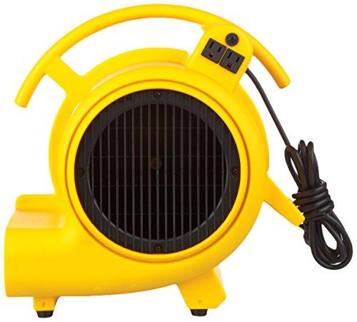 Shop Air A Shop Vac Company 1030400 1000 Cfm Air Mover Yellow Appliance Center