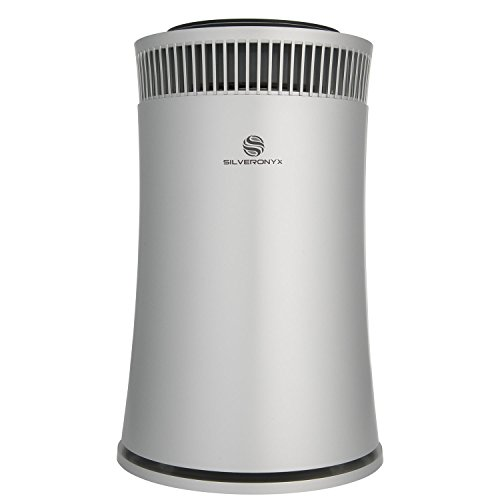 Silveronyx Air Purifier With True Hepa Filter Allergen And Odor Reduction Uv Sanitizer Best