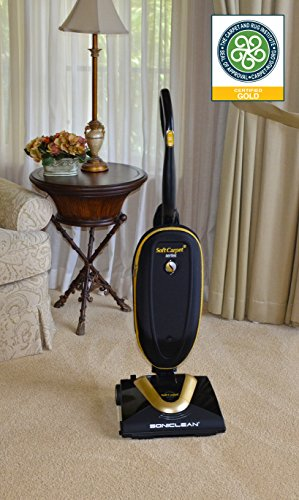 Soniclean Soft Carpet Vacuum Cleaner Handheld Combo
