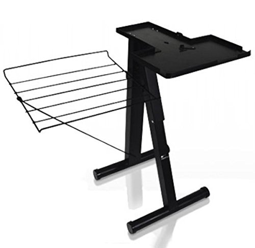 Steam-Press-Stand-24-Inch-High-Black-0