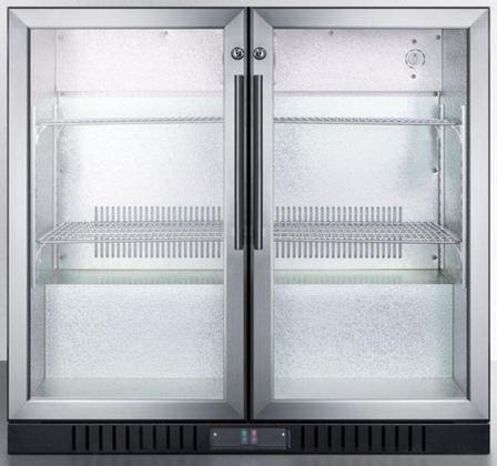 Summit-SCR7012D-French-Door-Beverage-Refrigerator-GlassBlack-0