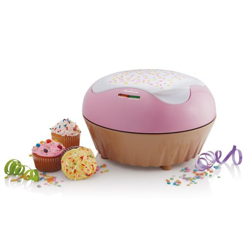 Sunbeam-FPSBCML900-Cupcake-Maker-Pink-0