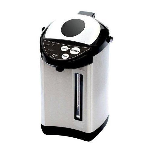 Sunpentown-SP-3017-3-Liter-Stainless-Steel-Hot-Water-Dispensing-Pot-0